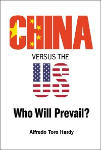 Cover China versus the US