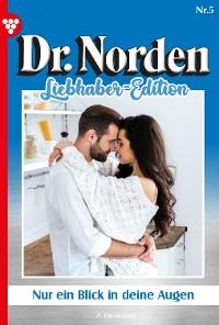 Cover Dr. Norden Liebhaber Edition 5 – Arztroman