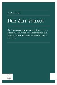 Cover Der Zeit voraus