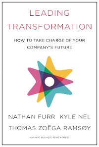Cover Leading Transformation