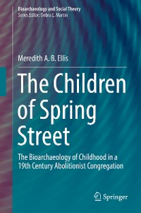 Cover The Children of Spring Street