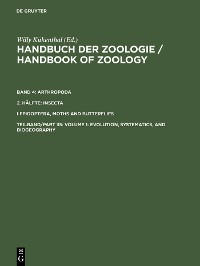 Cover Volume 1: Evolution, Systematics, and Biogeography