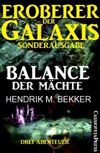 Cover Eroberer der Galaxis: Balance der Mächte (Sonderausgabe)