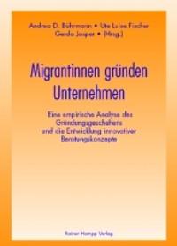 Cover Migrantinnen gründen Unternehmen