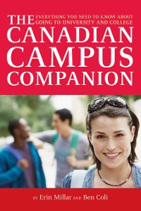 Cover The Canadian Campus Companion
