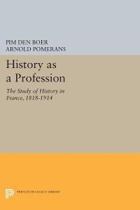 Cover History as a Profession