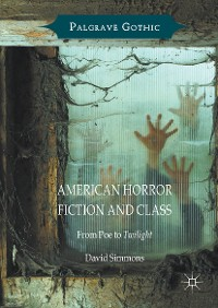 Cover American Horror Fiction and Class