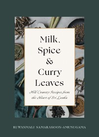 Cover Milk, Spice and Curry Leaves