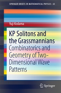 Cover KP Solitons and the Grassmannians