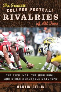 Cover The Greatest College Football Rivalries of All Time