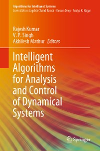 Cover Intelligent Algorithms for Analysis and Control of Dynamical Systems