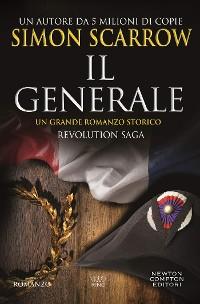 Cover Revolution Saga. Il generale