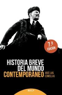Cover Historia breve del mundo contemporáneo