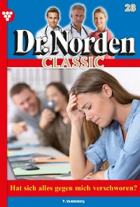 Cover Dr. Norden Classic 28 – Arztroman