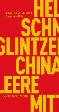 Cover Chinas leere Mitte