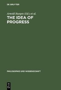 Cover The Idea of Progress