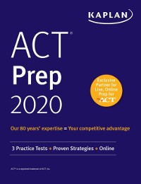 Cover ACT Prep 2020