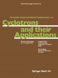 Cover Seventh International Conference on Cyclotrons and their Applications