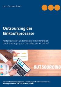 Cover Outsourcing der Einkaufsprozesse