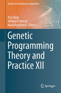 Cover Genetic Programming Theory and Practice XII