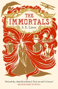 Cover The Immortals
