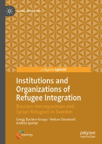 Cover Institutions and Organizations of Refugee Integration