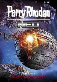 Cover Perry Rhodan Neo 90: Flucht ins Verderben