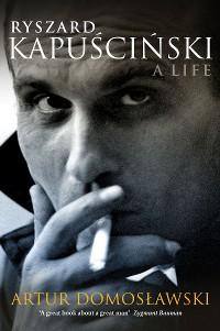 Cover Ryszard Kapuscinski