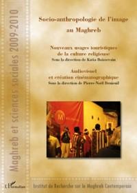 Cover Socio-anthropologie de l'image au Maghreb