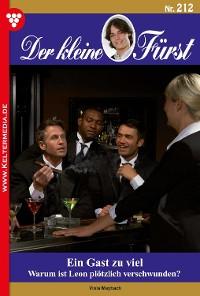 Cover Der kleine Fürst 212 – Adelsroman
