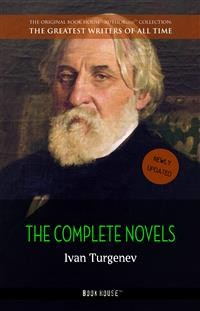 Cover Ivan Turgenev: The Complete Novels