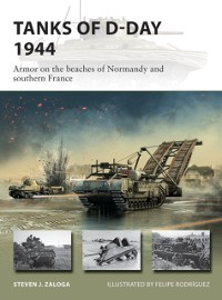 Cover Tanks of D-Day 1944