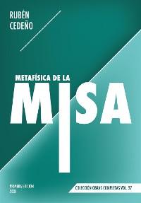 Cover Metafísica de la Misa