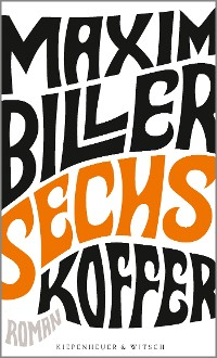 Cover Sechs Koffer
