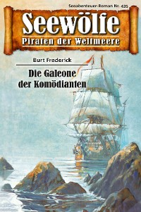 Cover Seewölfe - Piraten der Weltmeere 435