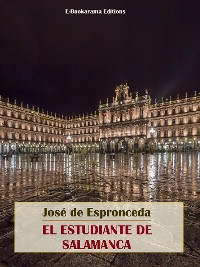 Cover El estudiante de Salamanca