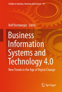 Cover Business Information Systems and Technology 4.0