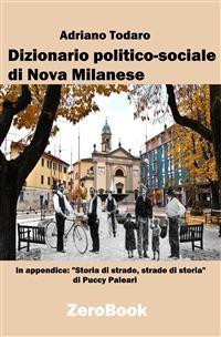 Cover Dizionario politico-sociale di Nova Milanese