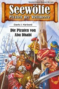 Cover Seewölfe - Piraten der Weltmeere 542