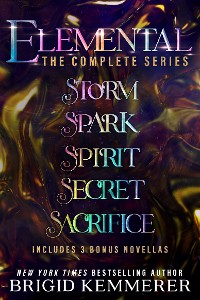 Cover The Complete Elemental Series Bundle