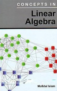 Cover Concepts In Linear Algebra