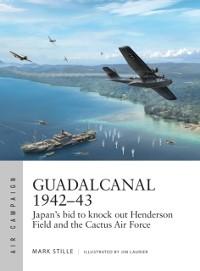 Cover Guadalcanal 1942 43