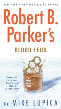 Cover Robert B. Parker's Blood Feud