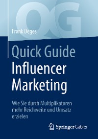 Cover Quick Guide Influencer Marketing