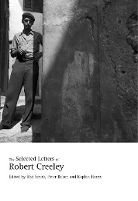Cover The Selected Letters of Robert Creeley