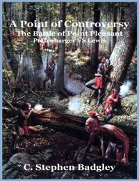 Cover Point of Controversy - The Battle of Point Pleasant - Poffenbarger VS Lewis