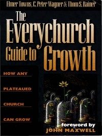 Cover The Everychurch Guide to Growth