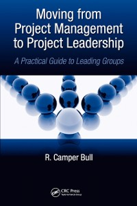 Cover Moving from Project Management to Project Leadership