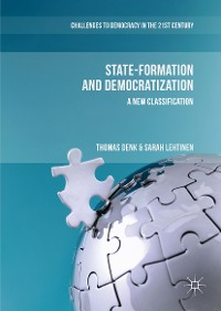 Cover State-Formation and Democratization