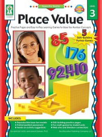 Cover Place Value Level 3
